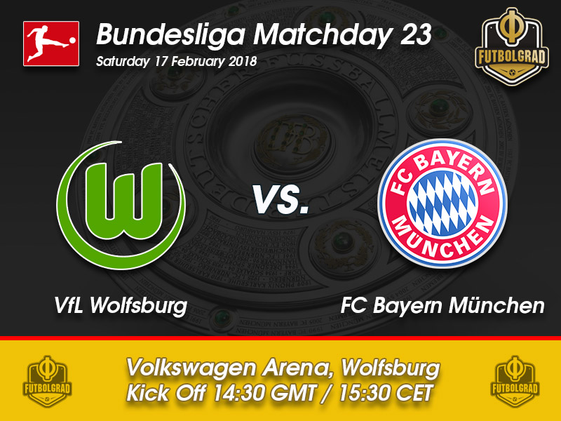 Wolfsburg vs Bayern – Bundesliga – Preview