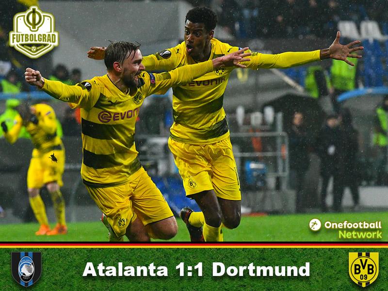Atalanta vs Dortmund – Europa League – Match Report
