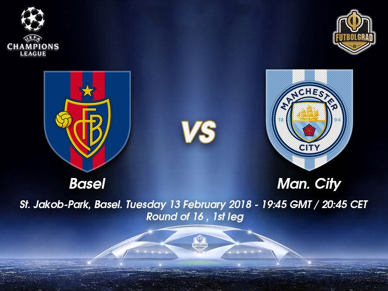Basel vs Manchester City – Champions League – Preview