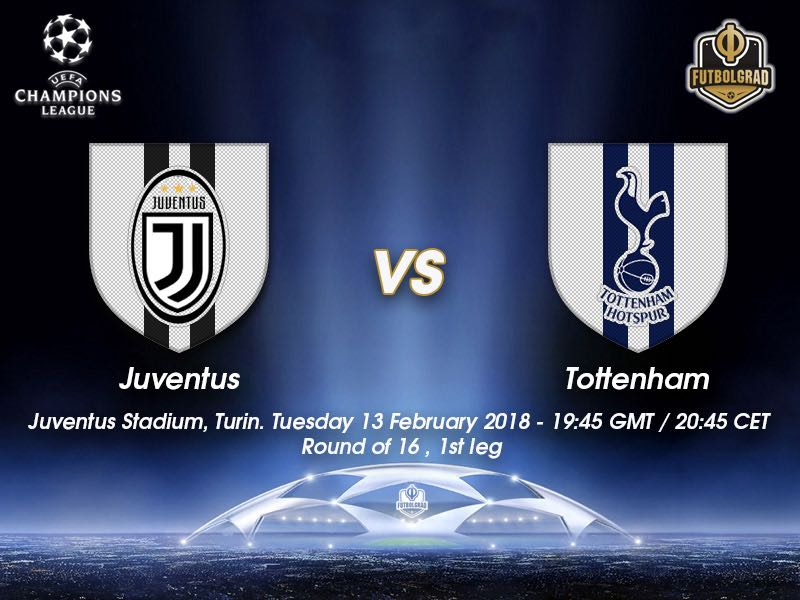 Juventus vs Tottenham – Champions League – Preview