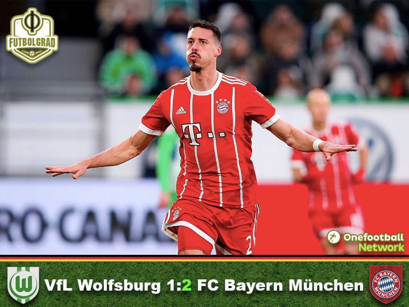 Wolfsburg vs Bayern – Bundesliga – Match Report