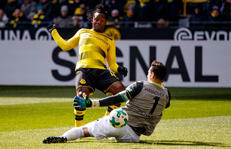 Dortmund Vs Hannover