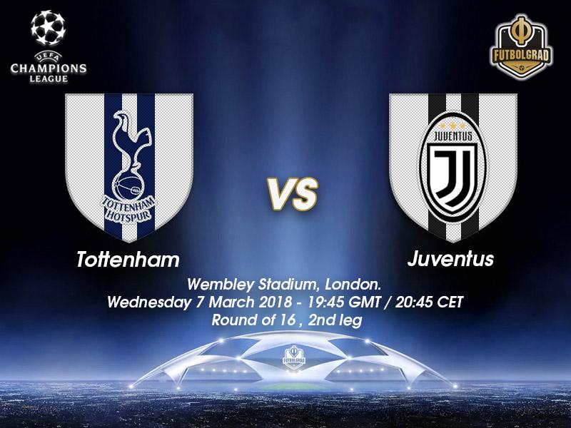 Tottenham vs Juventus – Champions League – Preview