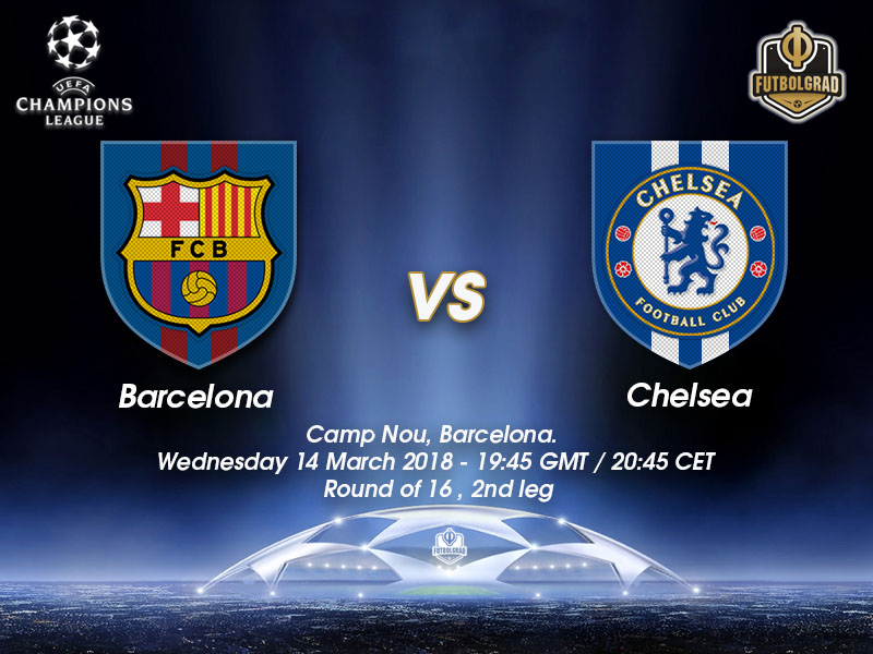 Barcelona vs Chelsea – Champions League – Preview