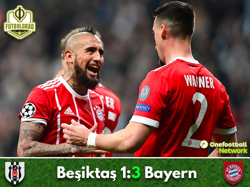 Besiktas vs Bayern München – Champions League – Match Report