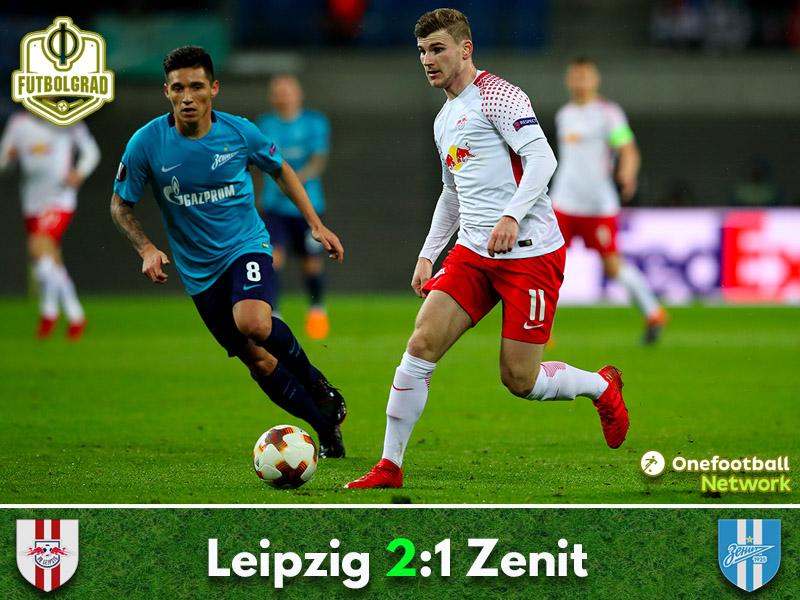RB Leipzig vs Zenit – Europa League – Match Report