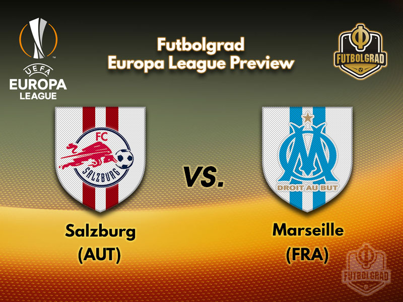 Salzburg face another 'Mission Impossible' on Thursday against Marseille