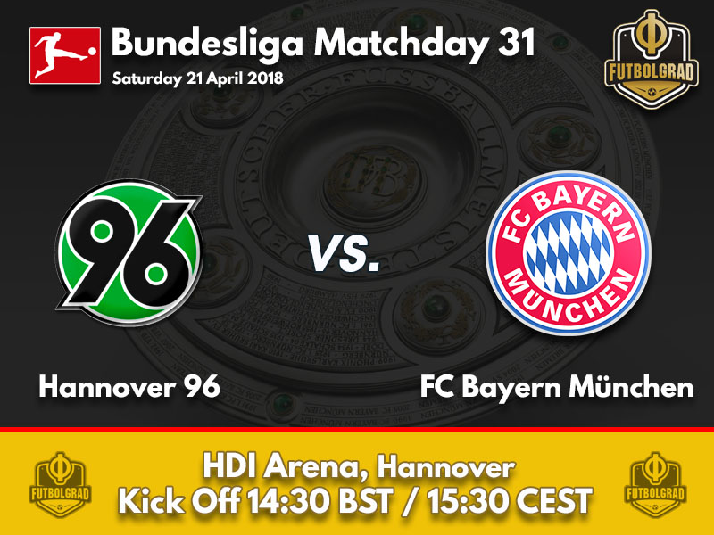 Hannover face impossible Bayern München task