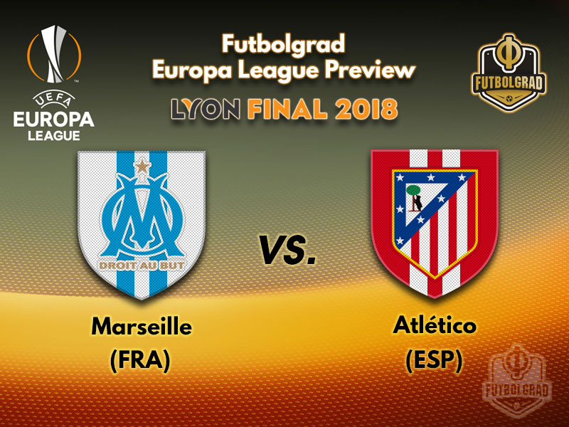 Marseille and Atlético battle for European glory in Lyon