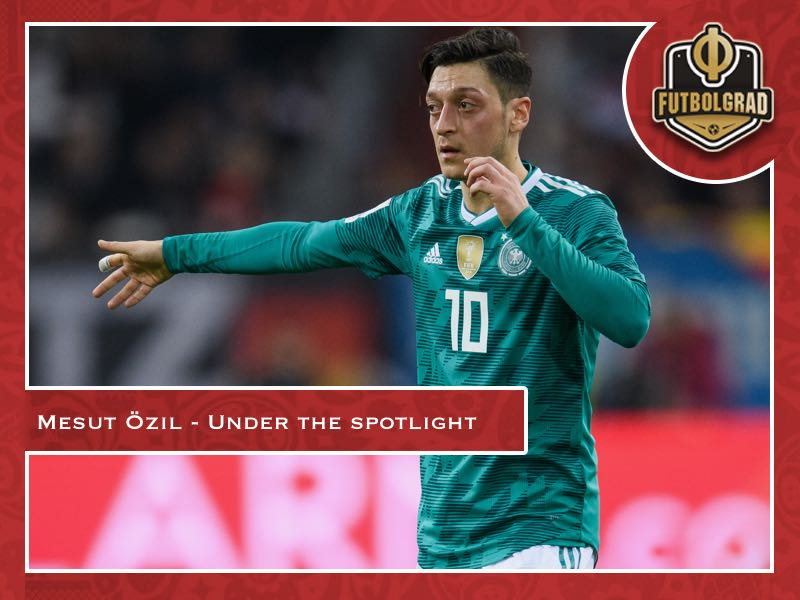 Has the criticism of Mesut Özil been over the top?