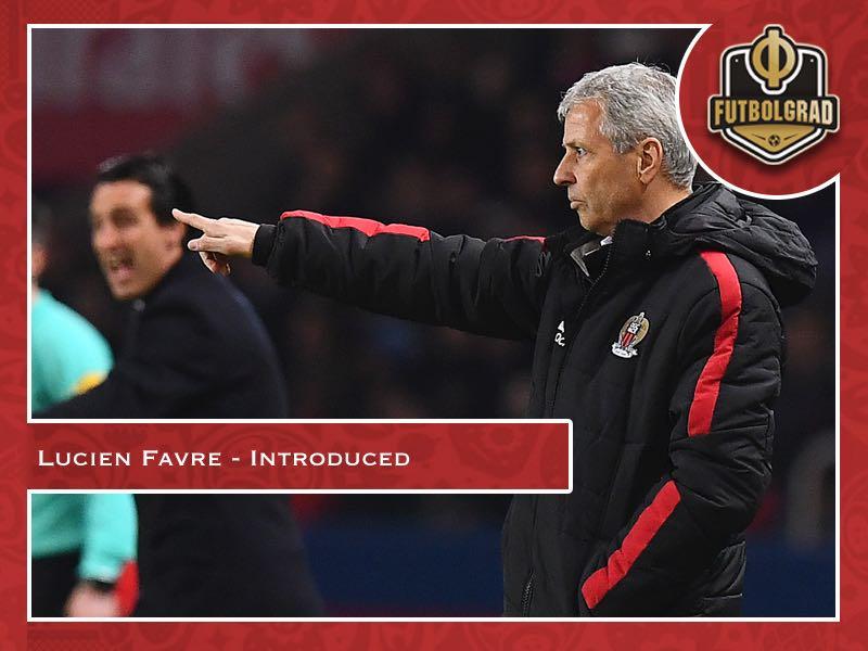 Lucien Favre – Dortmund's new bench boss introduced