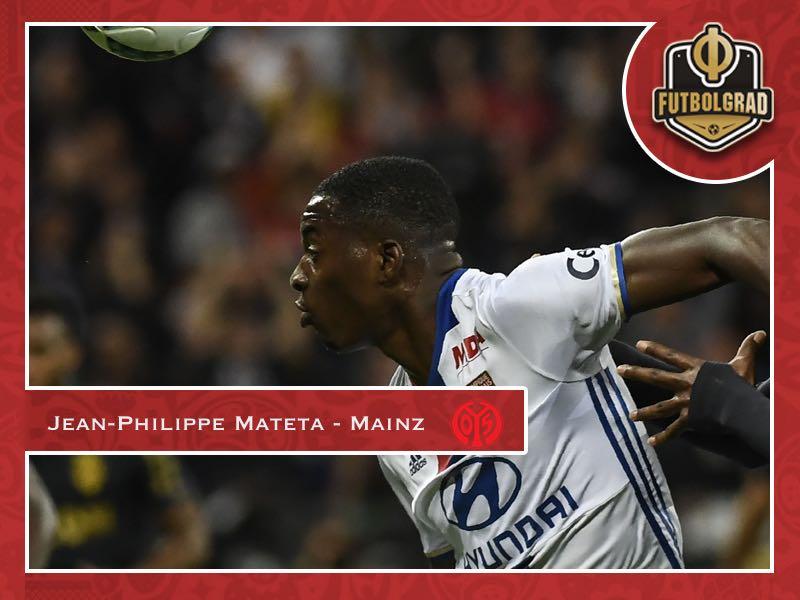 Jean-Philippe Mateta to Mainz – The almost forgotten transfer