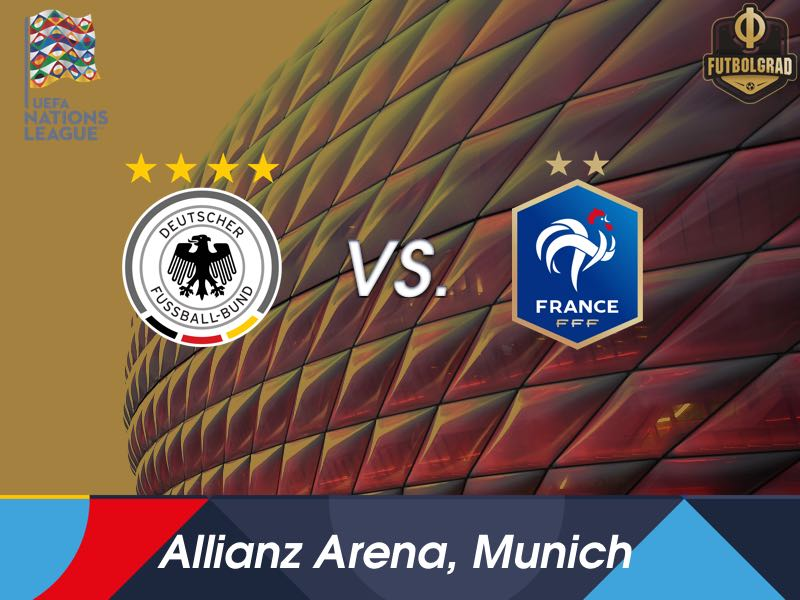 Germany and France kick off the UEFA Nations League on Thursday