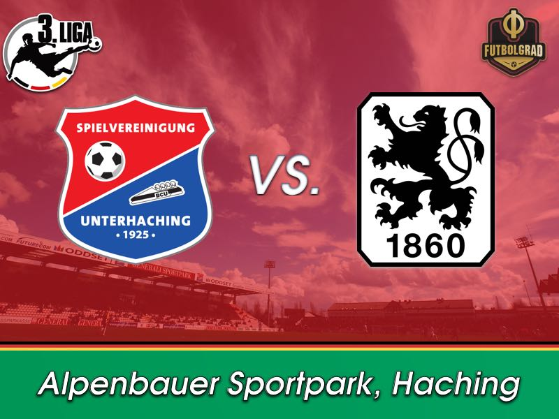 Haching to host 1860 Munich in the S-Bahn Derby