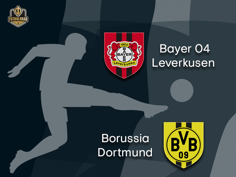 Dortmund look to go to the top of the table when they travel to Leverkusen