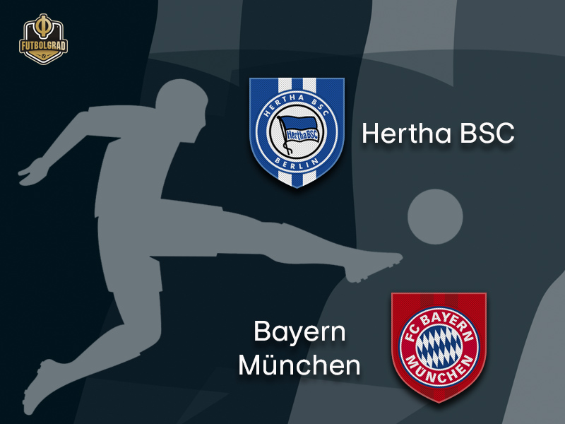 With or without licence, Hertha manager Klinsmann faces former club Bayern