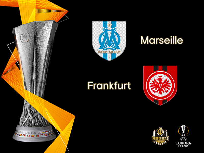 Empty Velodrome provides opportunity to Frankfurt when they visit Olympique Marseille on Thursday