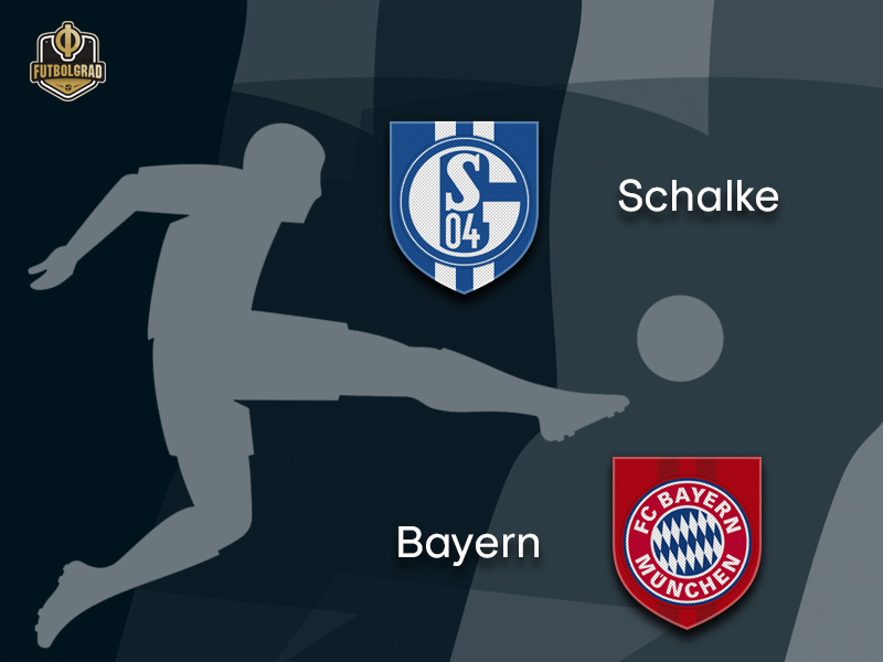 Schalke attempt to stop the rot against dominant Bayern