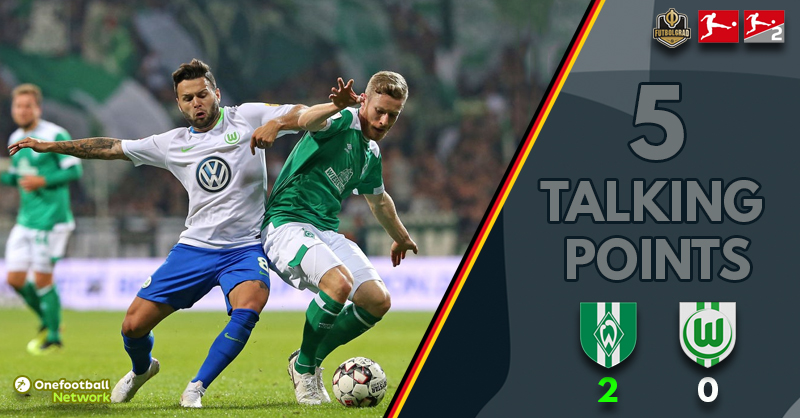 'Familiar Slumps, A Settled Dutchman and A Timeless Forward' – Five Talking Points as Bremen Beat Wolfsburg