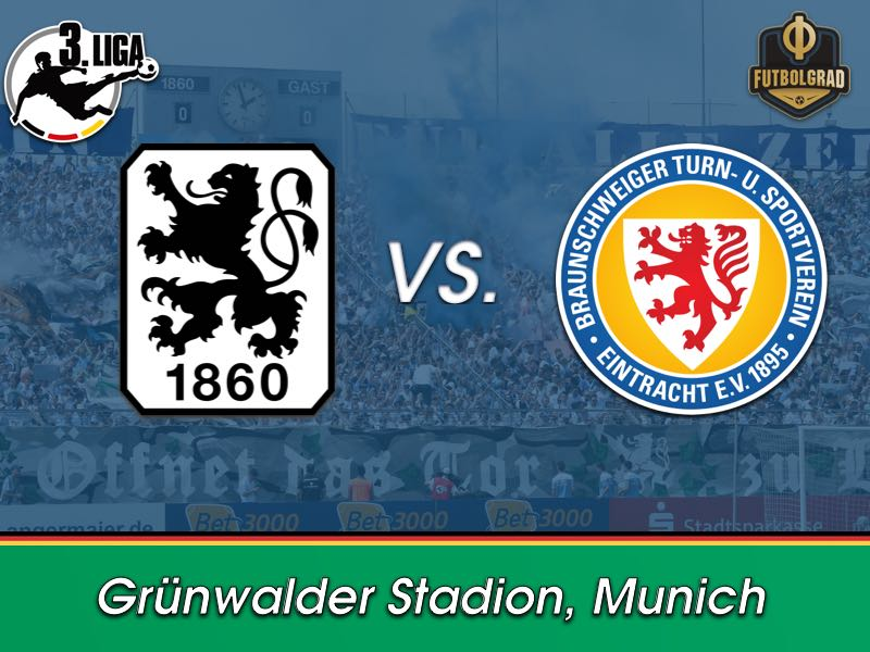1860 Munich and Eintracht Braunschweig want to get back on track in the duel of the Lions