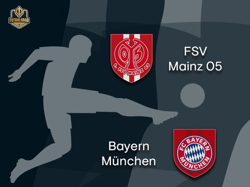 """Bonus game"" Mainz host Bayern Munich"