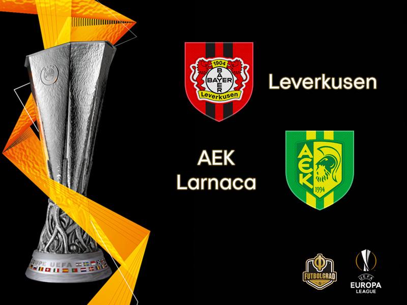 Leverkusen want to get back on track against AEK Larnaca