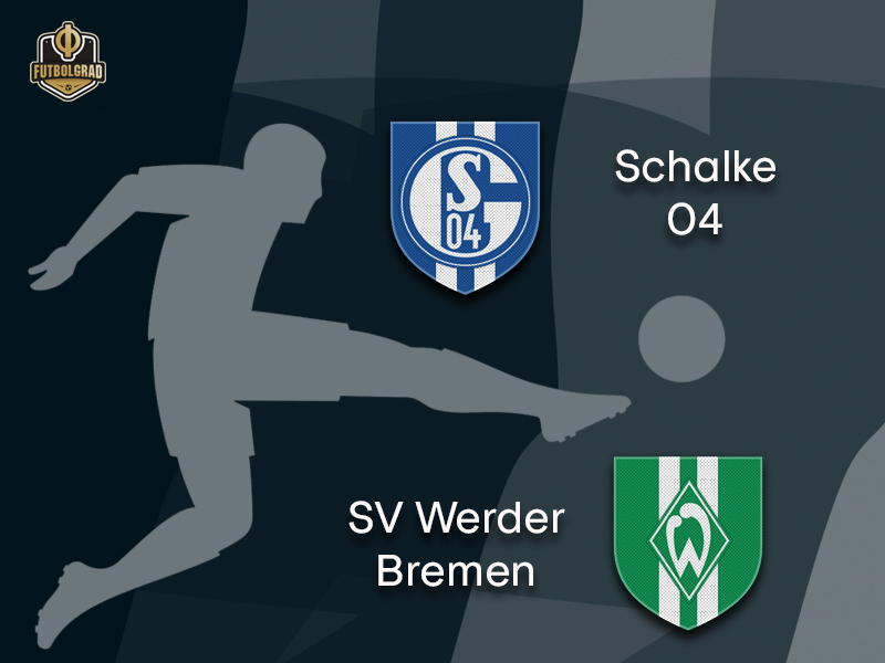Schalke look to climb up the table when they host highflying Werder Bremen