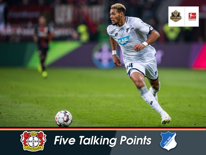 Hoffenheim brilliant, Leverkusen crash again – Talking points from Leverkusen vs Hoffenheim
