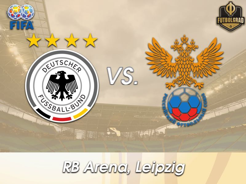 Germany and Russia look to experiment when they meet in Leipzig