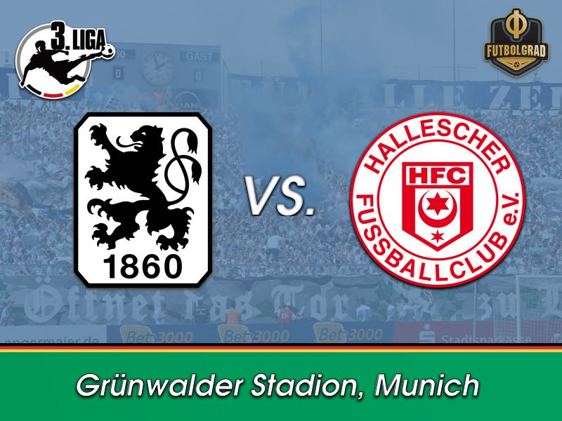 1860 Munich look to get back to winning ways when they host Halle