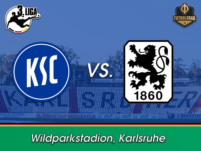 1860 Munich can count on strong away support at Karlsruhe's Wildparkstadion