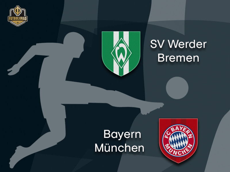 Werder want to take advantage of struggling Bayern