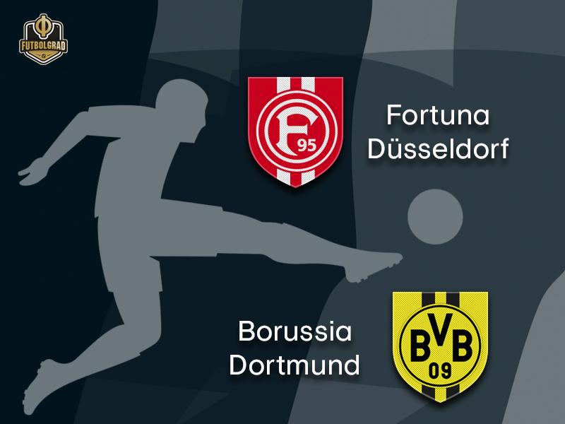 Düsseldorf vs Dortmund