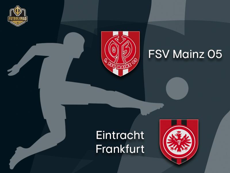 Mainz hosts Eintracht Frankfurt for the Rhein-Main-Derby