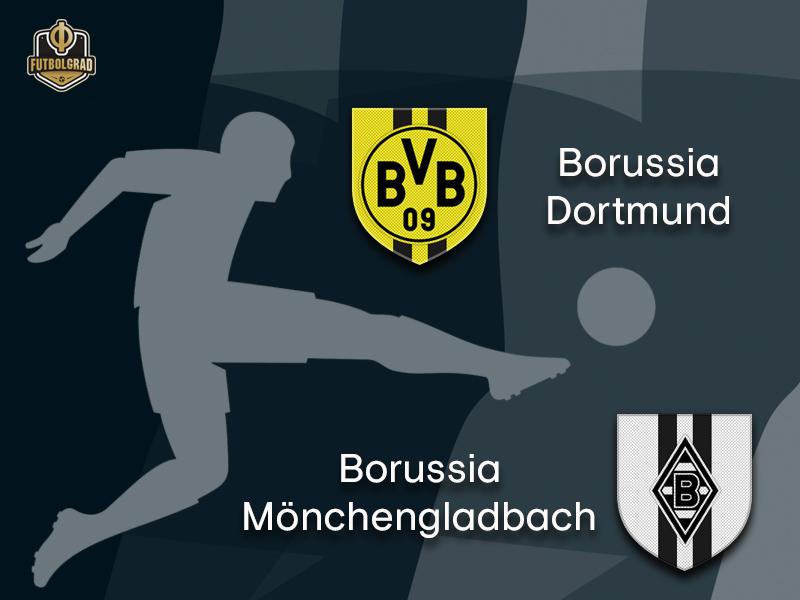 Dortmund vs Gladbach – Welcome to the battle of the Borussias