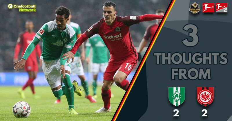 A True Topspiel! Three Thoughts from Werder Bremen vs Frankfurt