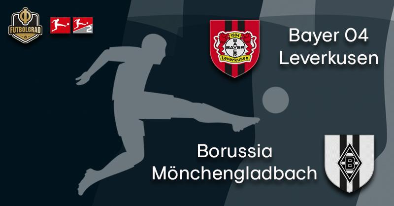 Bayer Leverkusen are hoping for the Bosz effect against Gladbach