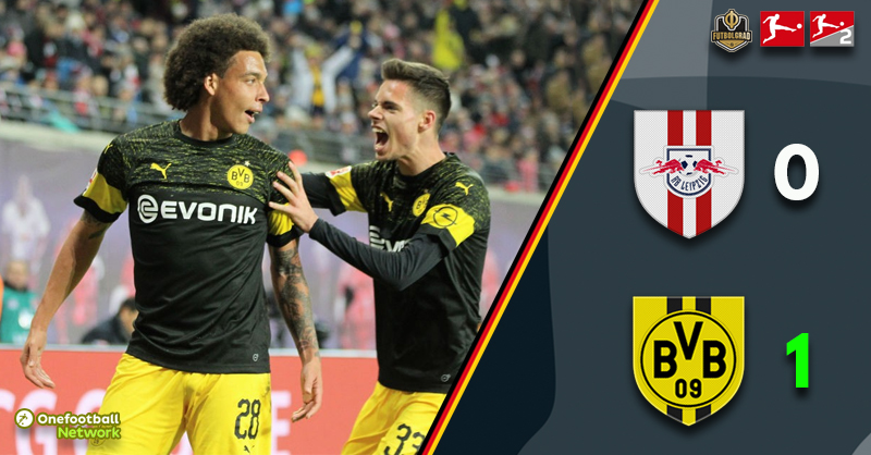 Leipzig v Dortmund OTW