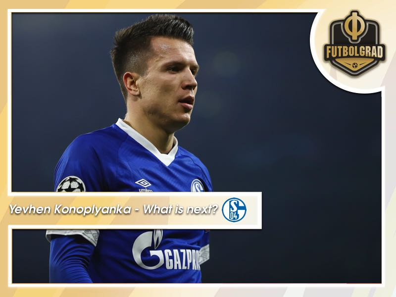 Konoplyanka Headache – Where Will the Winger Go?