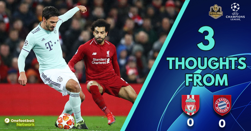 'Tempers frayed'and 'Hummels back to his best' – Three Thoughts from Anfield