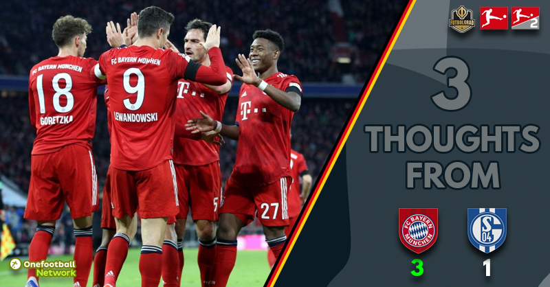 Propaganda campaigns, Liverpool and Rudy – Thoughts from Bayern v Schalke