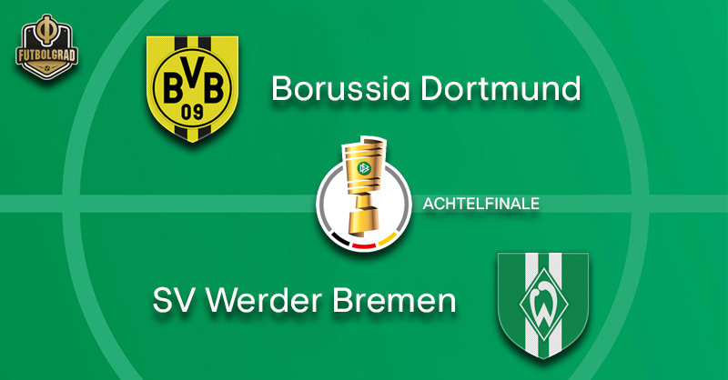 Pulisic hosts Sargent as Dortmund take on Bremen in the DFB Pokal