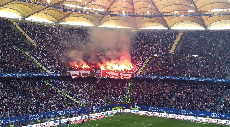 St Pauli Fussball Stadt