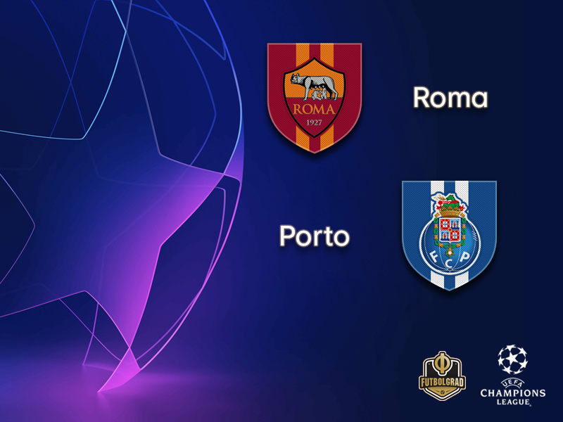 Roma want to overcome history against Porto