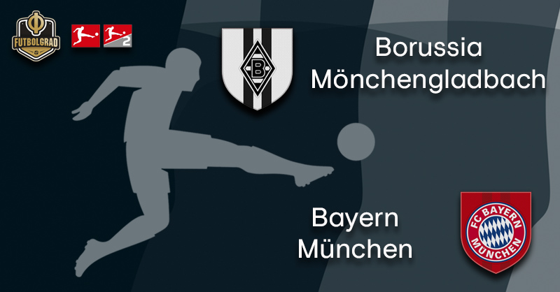 The original Bundesliga Klassiker: Gladbach host Bayern