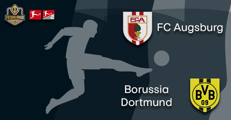 Erling Haaland to start? Augsburg host Borussia Dortmund