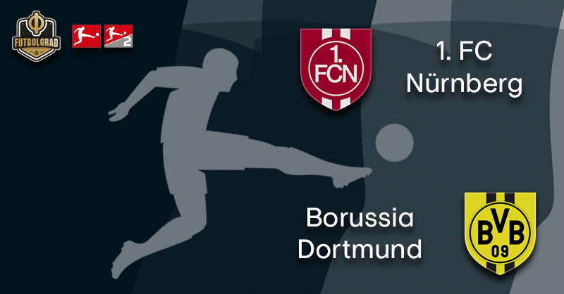 Nürnberg want to benefit from Borussia Dortmund's mini-crisis