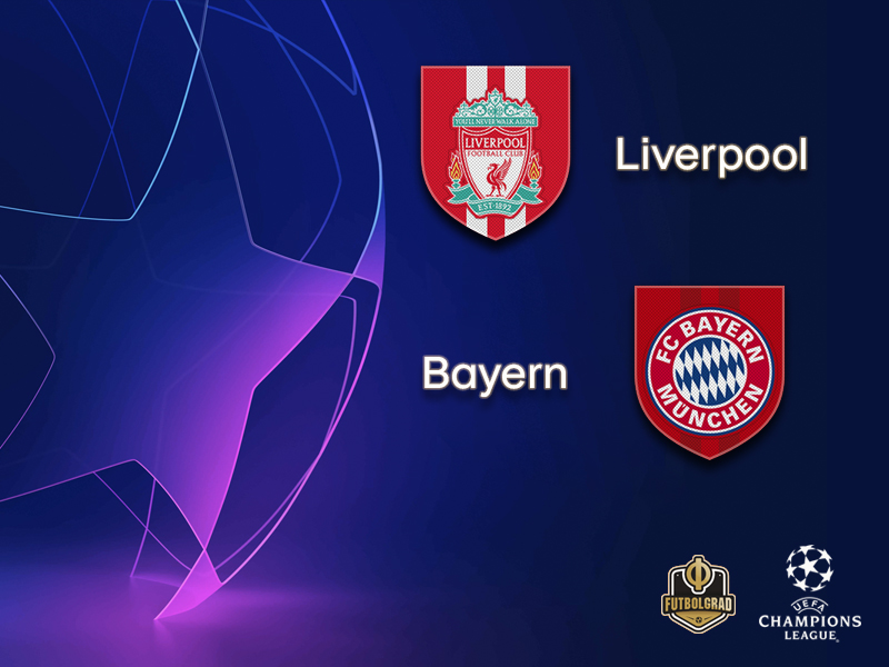 A clash of giants! Liverpool host Bayern at Anfield
