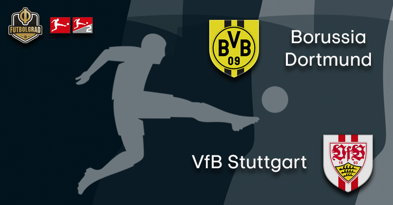 Borussia Dortmund want to rebound against resurgent VfB Stuttgart