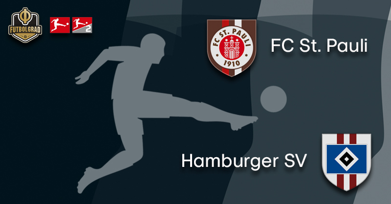 The Hamburger Stadtderby, St. Pauli host under pressure Hamburger SV